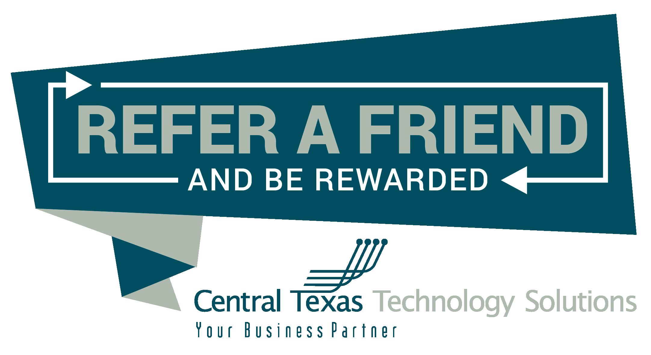 Referral Program   IT Support Georgetown, TX
