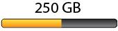 250 GB
