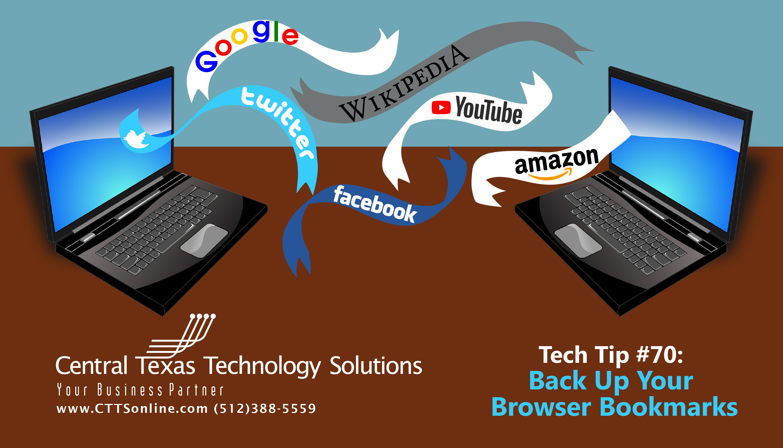 browser bookmarks Georgetown TX