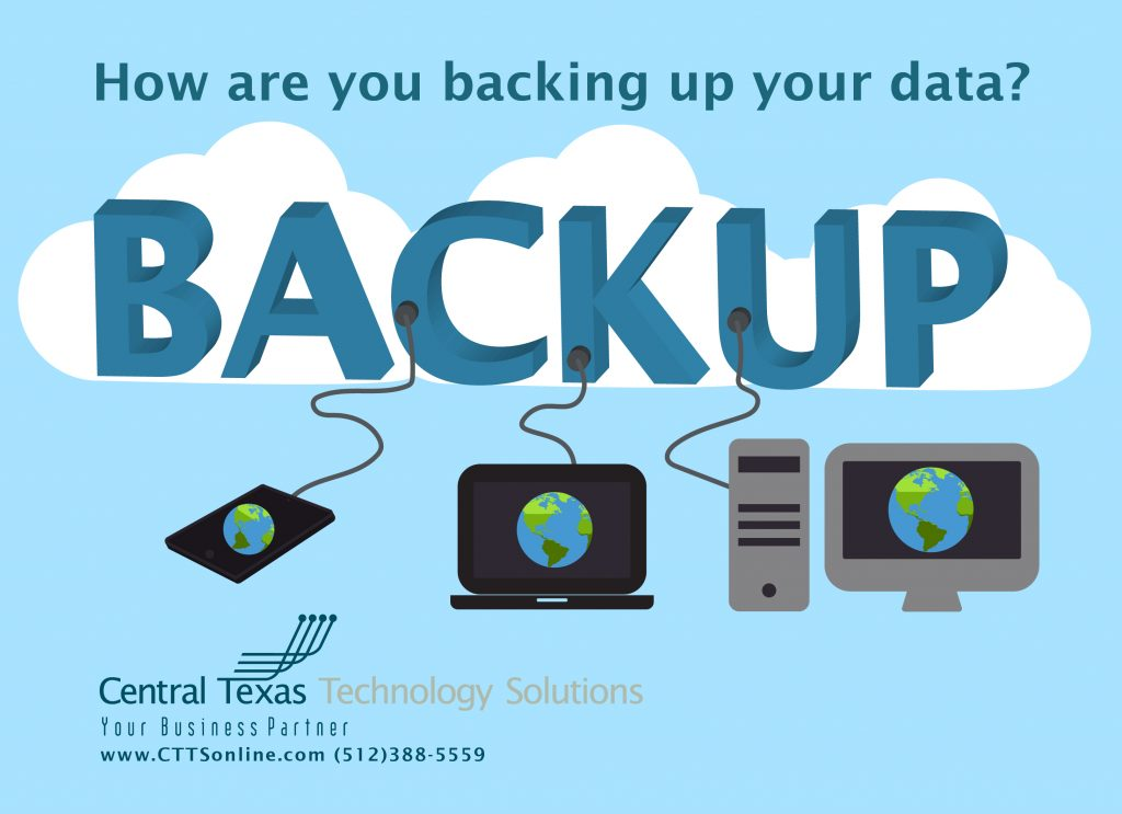 backup Business data Georgetown TX