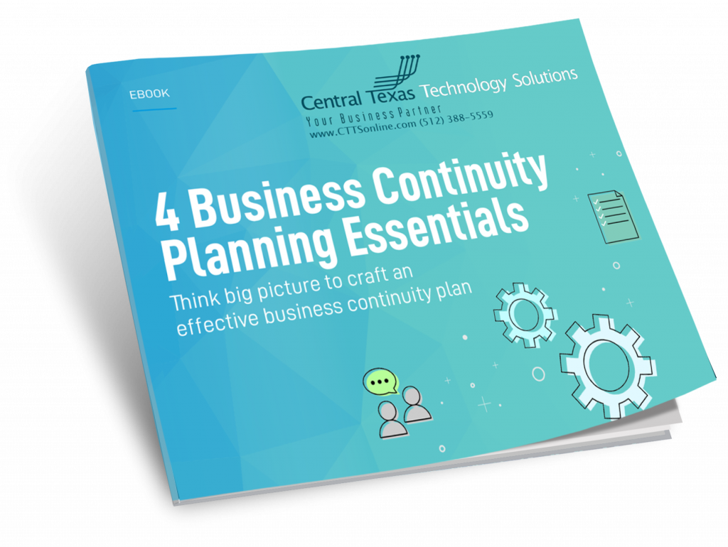 Business Continuity Georgetown TX