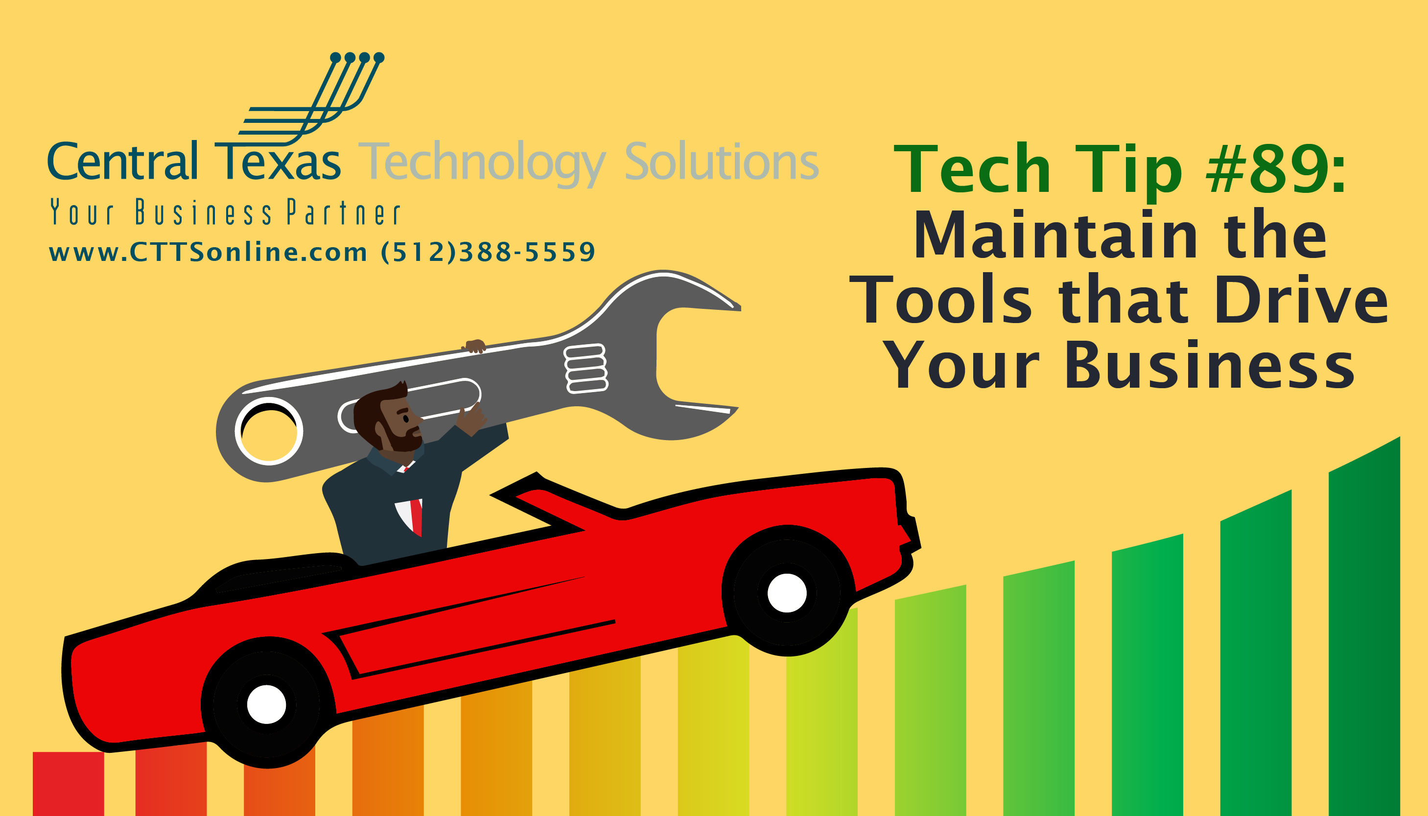 business IT Support Georgetown TX