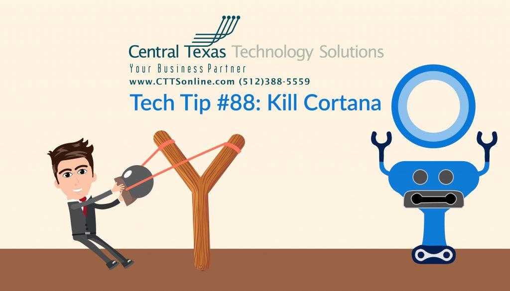 kill Cortana