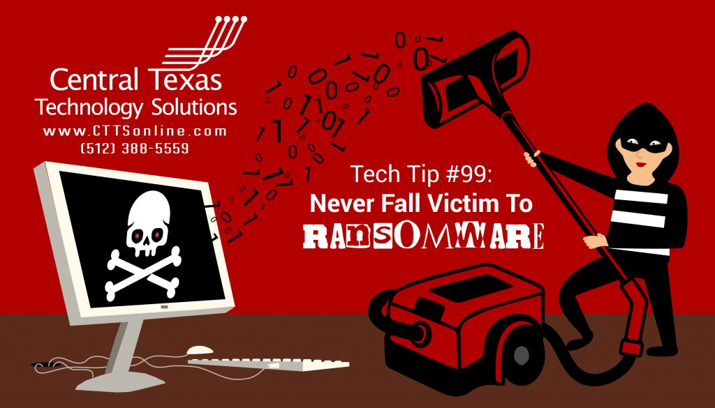 Ransomware Protection Georgetown TX