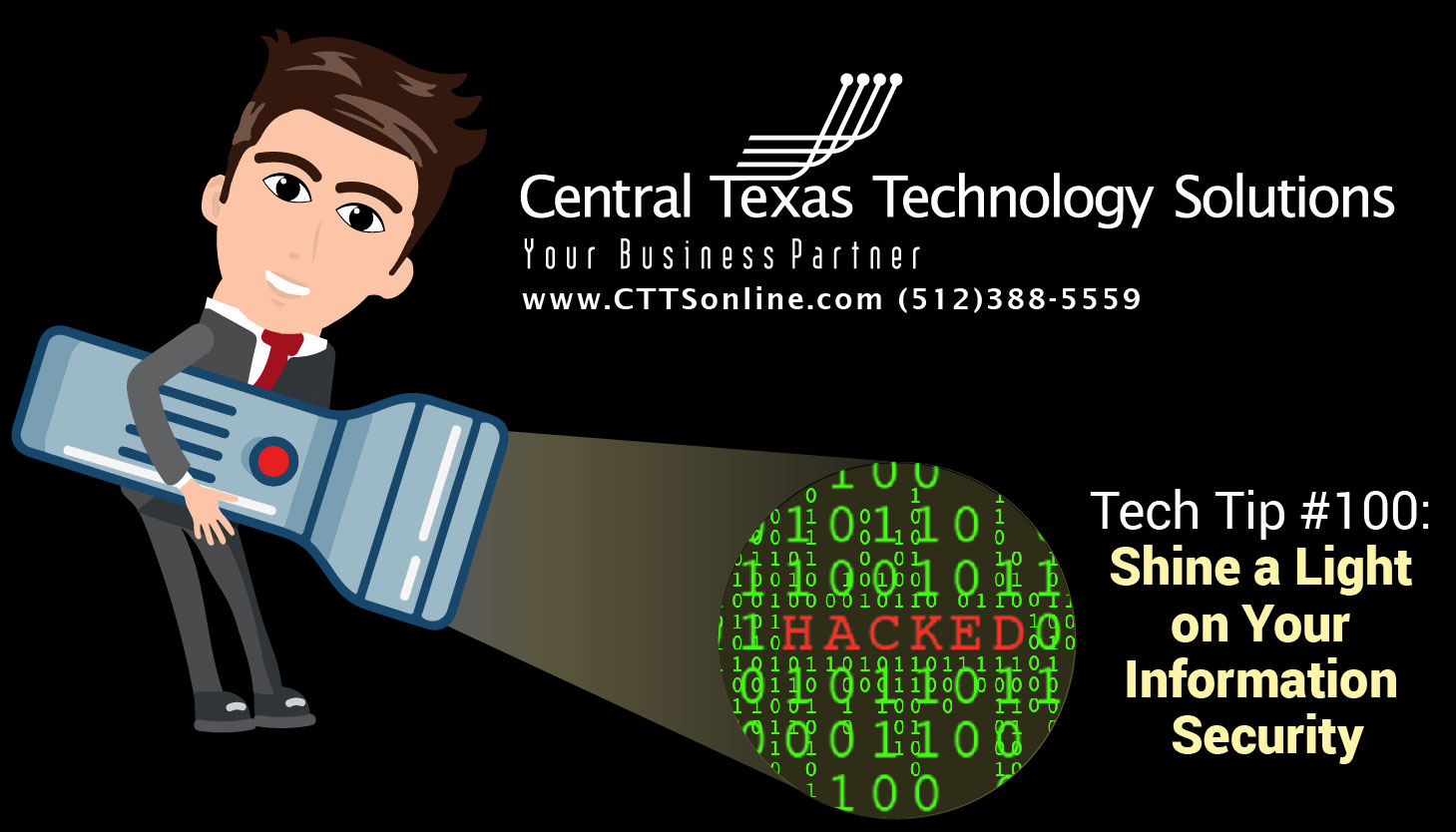 information security Georgetown TX