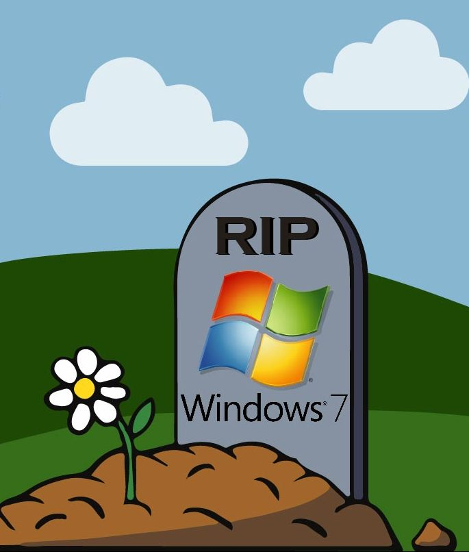 R.I.P. Windows 7 and Windows Server 2008