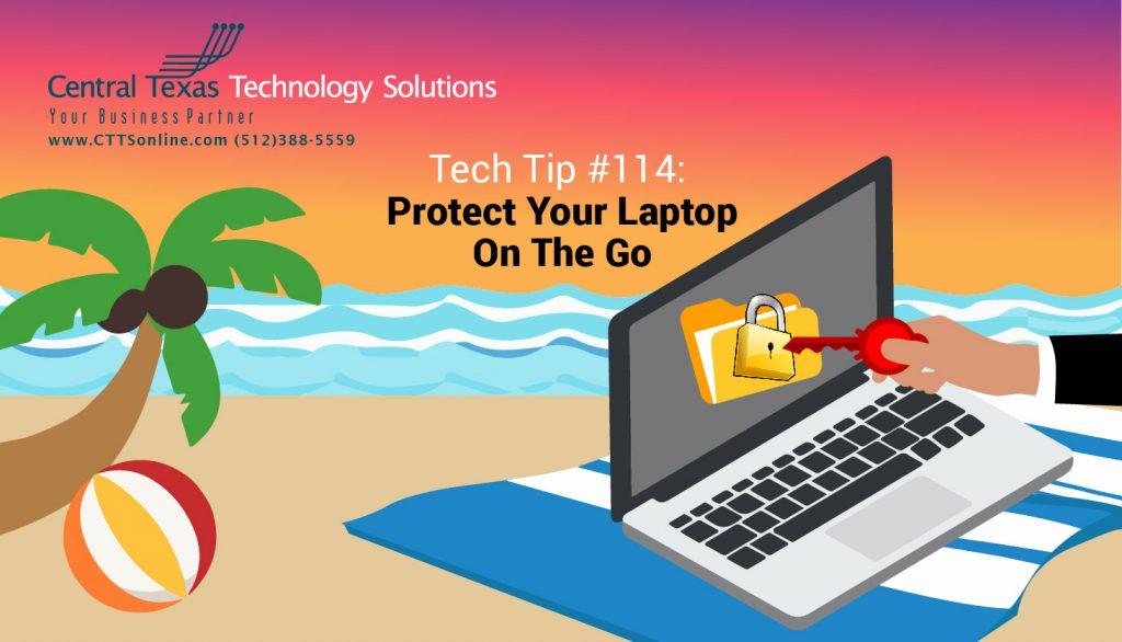 laptop remote security Georgetown TX