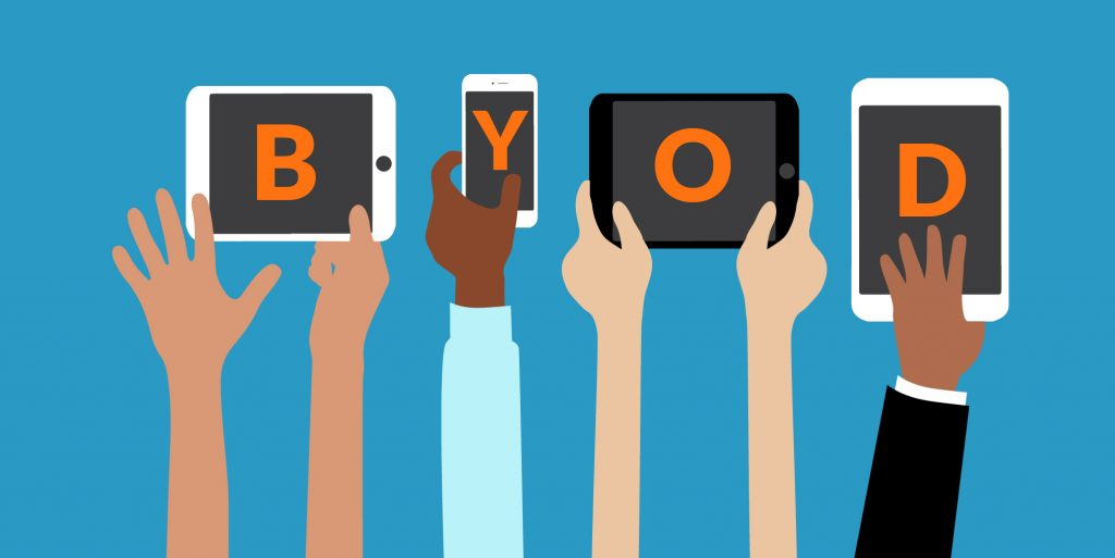 Should You Allow BYOD? | IT Support, Georgetown, TX