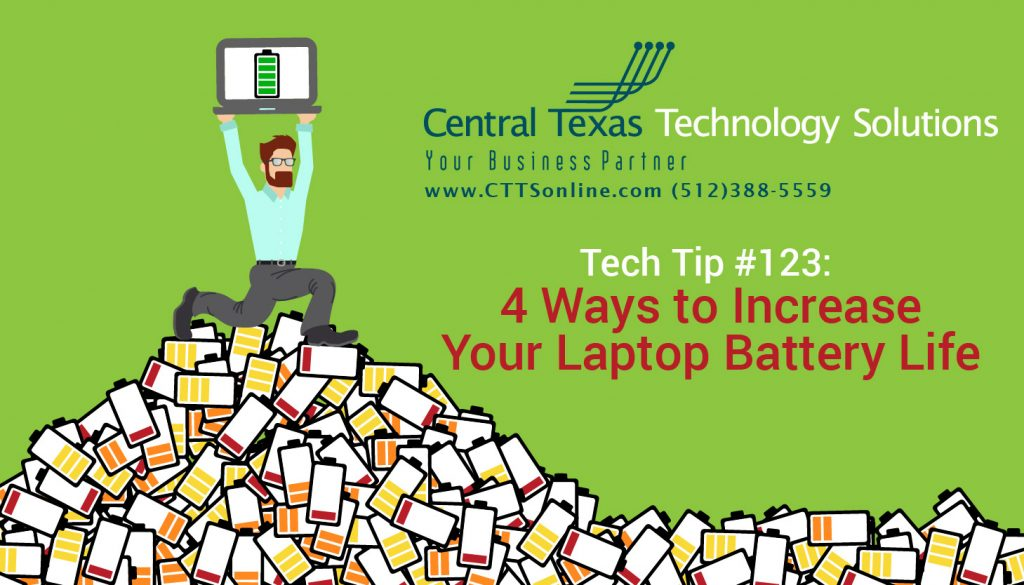 laptop dying Georgetown TX
