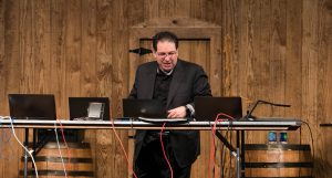 Kevin Mitnick hacker Demonstartion