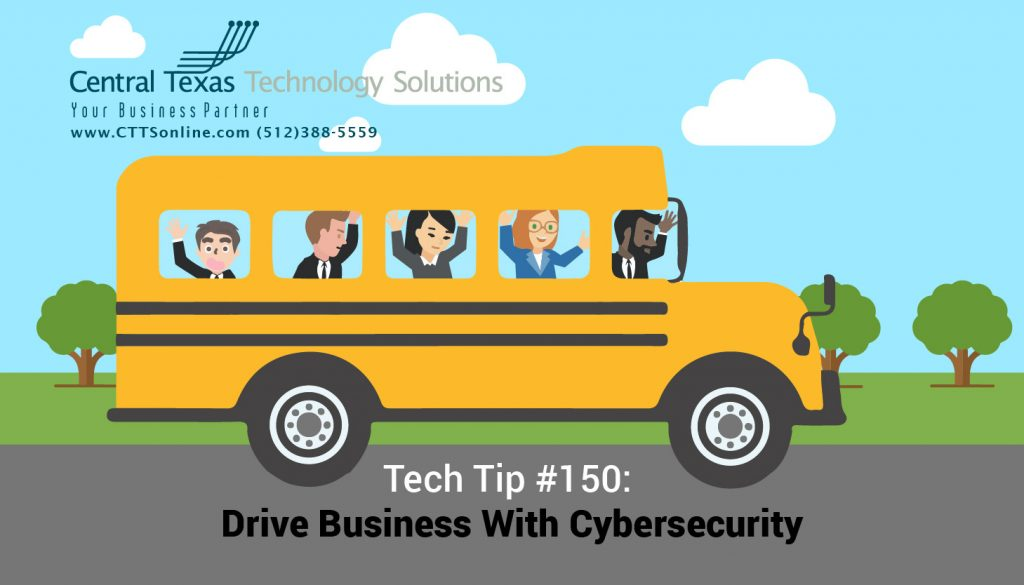 managed business technology cybersecurity bus Georgetown TX