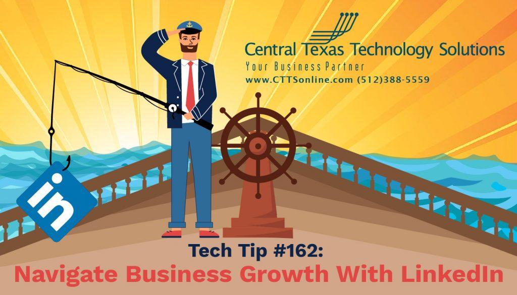 LinkedIn business Technology Captain Georgetown TX