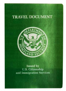Immigration Travel Documents