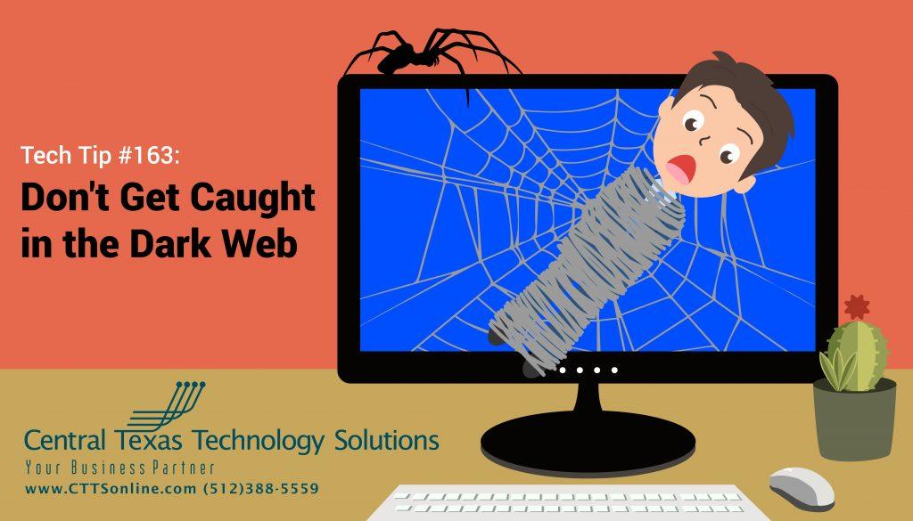 what is the dark web Georgetown TX