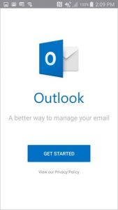 Get started with Outlook M365 Mobile Device Management Georgetown, TX