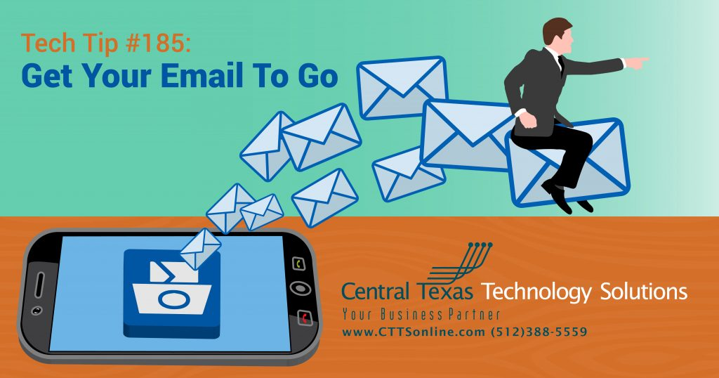 add email to phone Georgetown TX
