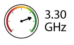 3.30 GHZ