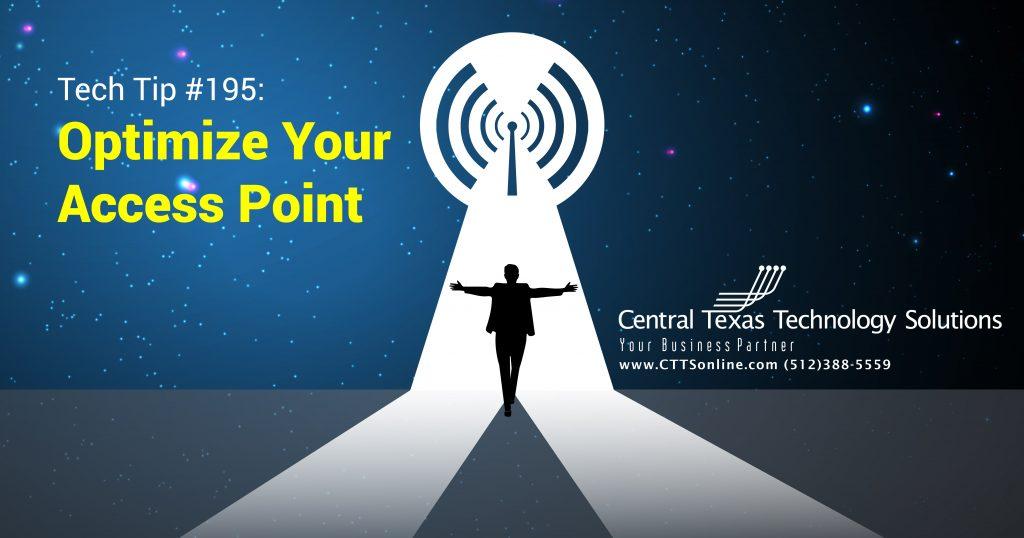 WAP Wireless Access Point Signal Georgetown TX
