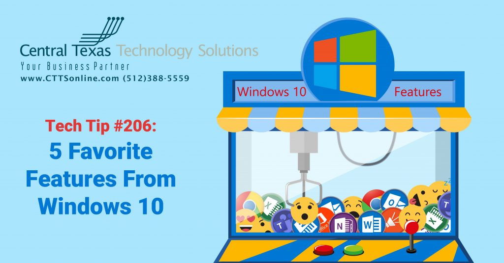 Windows 10 for business Georgetown TX
