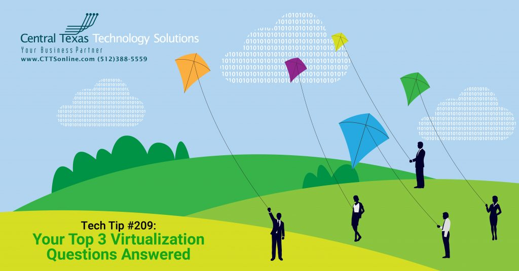what is virtualization and why businesses need it