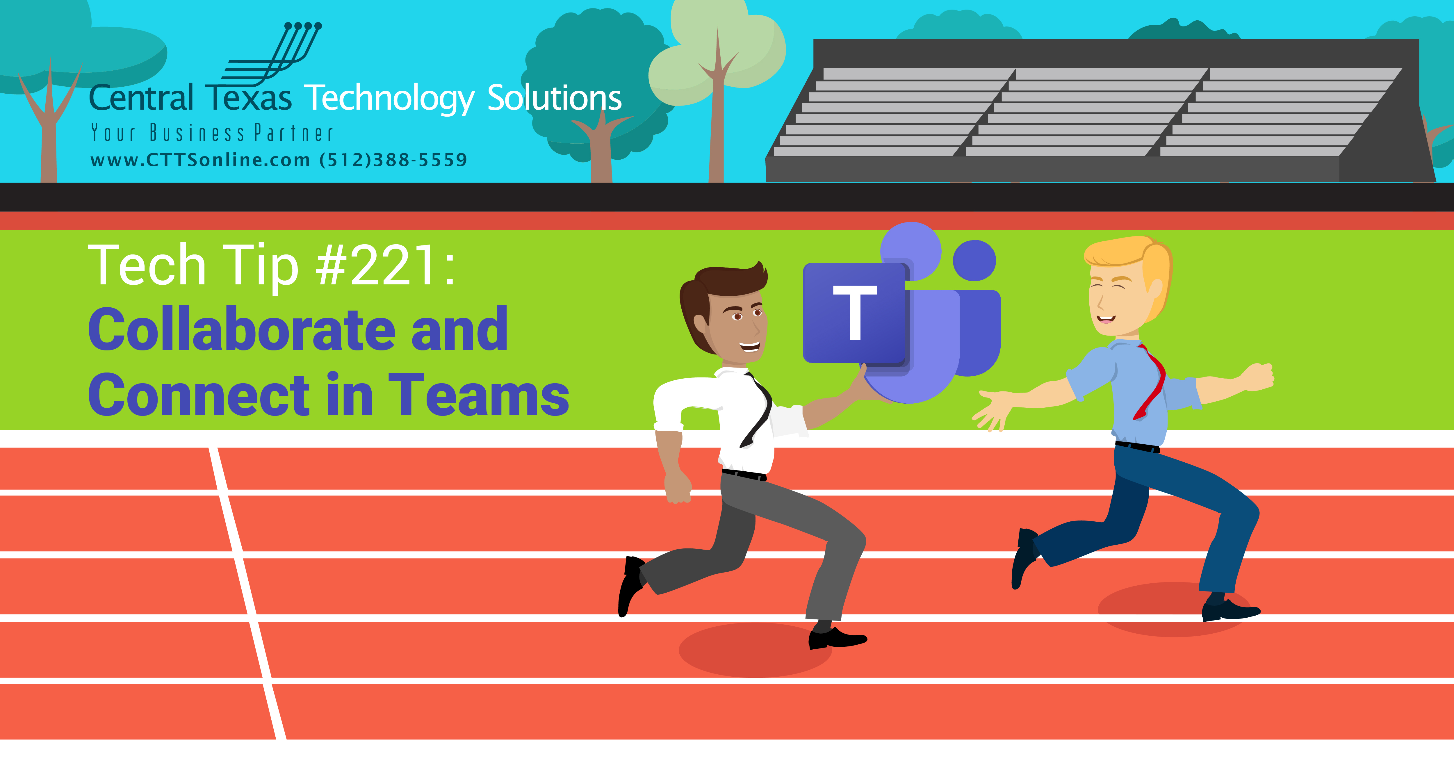 Collaborate with members outside organization via Microsoft Teams Georgetown TX