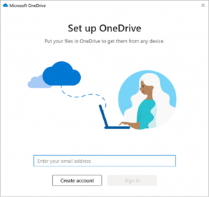 Windows OneDrive